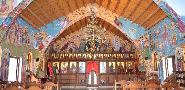 Церковь св. вмч. и целителя Пантелеимона (Агиос Пантелеимонас)