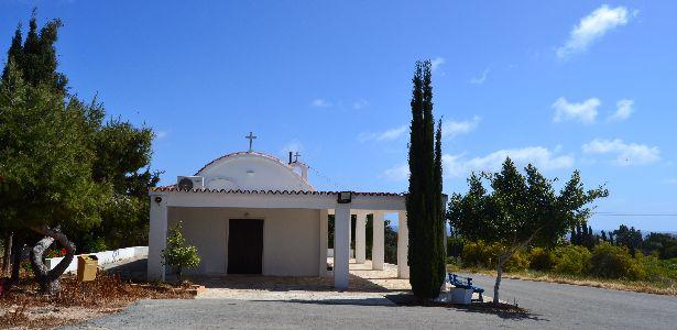 Церковь Божией Матери (Панагия)