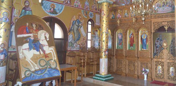 Церковь св. вмч. Георгия Победоносца (Агиос Георгиос)