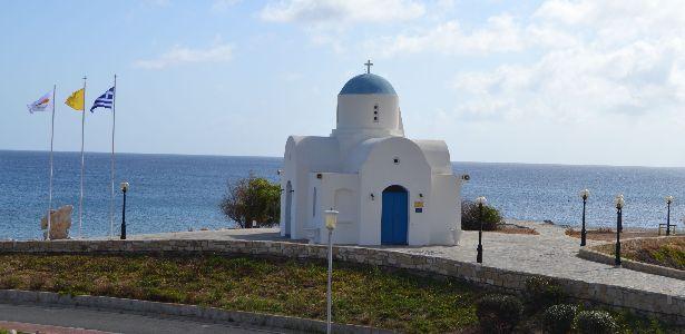 Церковь св. свт. Николая Чудотворца (Агиос Николаос)