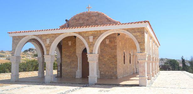 Церковь св. свт Епифания, епископа Кипрского (Агиос Епифаниос)